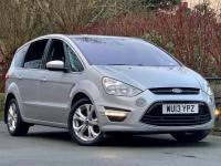 USED 2013 13 FORD S-MAX 2.0 TDCi Titanium Powershift 5dr Panoramic Roof / 7 Seat's