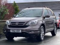 USED 2012 12 HONDA CR-V 2.2 i-DTEC EX 5dr Panoramic Roof / Leather