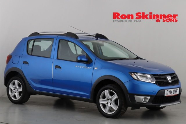 View our 2014 14 DACIA SANDERO 0.9 STEPWAY AMBIANCE TCE 5d 90 BHP