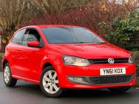 USED 2012 61 VOLKSWAGEN POLO 1.2 Match 3dr * Great value for Money *