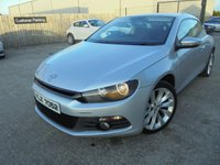 USED 2010 VOLKSWAGEN SCIROCCO 2.0 GT TDI 3d 140 BHP Excellent Condition for Mileage, No Deposit Necessary, Finance Available