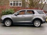 USED 2017 66 LAND ROVER DISCOVERY SPORT 2.0 TD4 SE Tech 4WD (s/s) 5dr 7 Seat 7 SEAT'S / HALF LEATHER SEAT'S