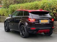 USED 2017 66 LAND ROVER RANGE ROVER EVOQUE 2.0 TD4 Ember Special Edition Auto 4WD (s/s) 5dr PANORAMIC ROOF / SAT NAV