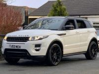 USED 2013 03 LAND ROVER RANGE ROVER EVOQUE 2.2 SD4 Dynamic Lux AWD 5dr SAT NAV / PANORAMIC ROOF