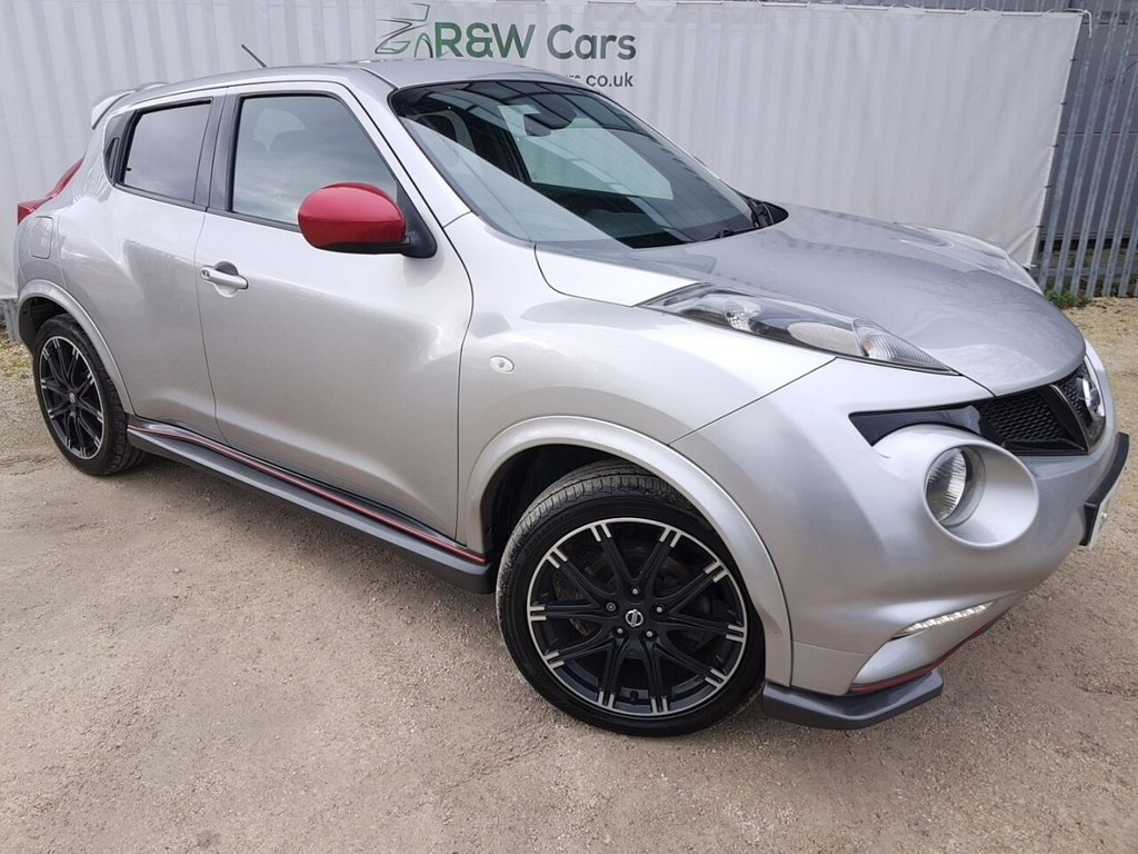 USED 2013 13 NISSAN JUKE 1.6 NISMO DIG-T 5d 200 BHP **LIVE VIDEO WALK AROUND AVAILABLE**