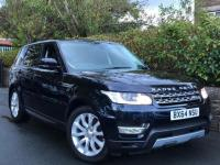 USED 2015 64 LAND ROVER RANGE ROVER SPORT 3.0 SD V6 HSE Station Wagon 4x4 5dr (start/stop) * Best example on the Market *