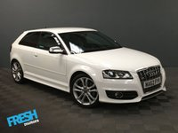 USED 2012 62 AUDI A3 2.0 S3 QUATTRO 3d AUTO 265 BHP * 0% Deposit Finance Available