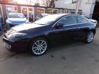 USED 2010 10 RENAULT LAGUNA 2.0 TOMTOM EDITION DCI 3d 150 BHP NEW MOT, SERVICE & WARRANTY