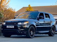 USED 2015 64 LAND ROVER RANGE ROVER SPORT 4.4 SD V8 Autobiography Dynamic 4X4 5dr Panoramic Roof / 1 Lady owner