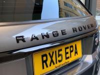 """USED 2015 15 LAND ROVER RANGE ROVER SPORT 5.0 V8 SVR 4X4 (s/s) 5dr **22""""ALLOYS SLIDING PAN ROOF**"""