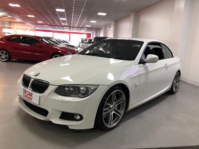 2012 12 BMW 3 SERIES 3.0 325D SPORT PLUS EDITION 2d 202 BHP