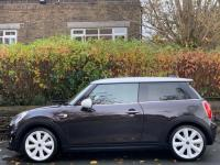 USED 2015 65 MINI HATCH COOPER 1.5 Cooper D (s/s) 3dr ICED CHOCOLATE / FMSH