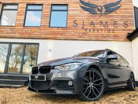 USED 2016 66 BMW 3 SERIES 3.0 330D XDRIVE M SPORT TOURING 5d AUTO 255 BHP