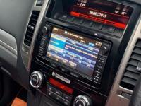 USED 2016 16 MITSUBISHI SHOGUN 3.2 DI-DC SG5 Auto 4WD 5dr LWB Red Leather Seat's / Sat Nav