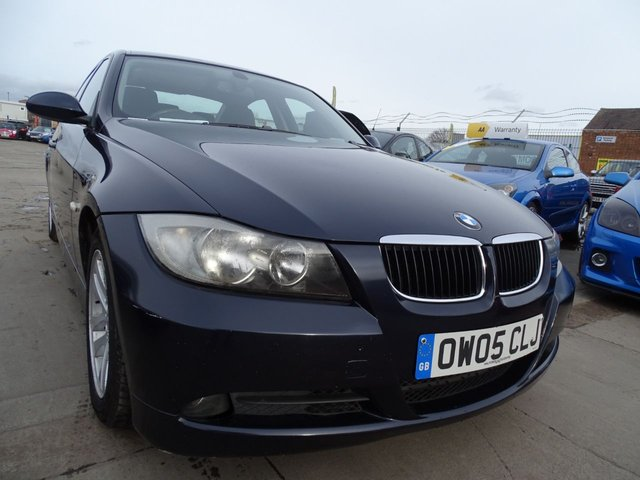USED 2005 05 BMW 3 SERIES 2.0 320I SE 4d 148 BHP VERY GOOD DRIVE