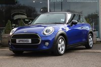 2018 MINI HATCH COOPER 1.5 COOPER 3d 134 BHP £13295.00
