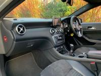 USED 2013 13 MERCEDES-BENZ A CLASS 1.8 A200 CDI BlueEFFICIENCY AMG Sport 5dr Panoramic Roof / Half Leather