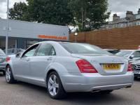 USED 2013 13 MERCEDES-BENZ S CLASS 3.0 S350 CDI BlueTEC L 7G-Tronic Plus 4dr PANORAMIC ROOF/SAT NAV