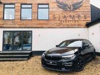 USED 2017 17 BMW 5 SERIES 3.0 540I XDRIVE M SPORT 4d AUTO 335 BHP