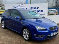 USED 2007 07 FORD FOCUS 2.5 ST-3 3d 225 BHP