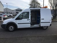 USED 2011 11 FORD TRANSIT CONNECT 1.8 T230 HR 90 BHP