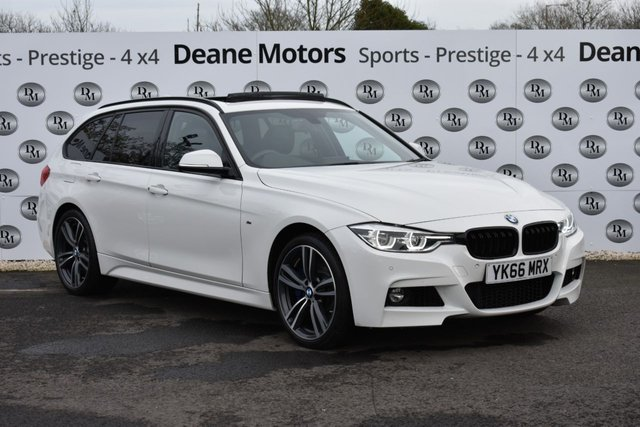 2016 66 BMW 3 SERIES 3.0 335D XDRIVE M SPORT PLUS TOURING M SPORT PLUS PK