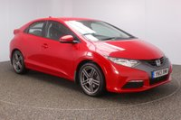 USED 2013 13 HONDA CIVIC 1.8 I-VTEC TI 5DR 140 BHP FULL SERVICE HISTORY + LOW MILEAGE + MULTI FUNCTION WHEEL + AIR CONDITIONING + RADIO/CD/AUX/USB + ELECTRIC WINDOWS + ELECTRIC/HEATED DOOR MIRRORS + 17 INCH ALLOY WHEELS