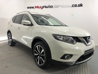 USED 2017 NISSAN X-TRAIL 1.6 N-VISION DCI 5d 130 BHP * PANORAMIC ROOF & 360 PARKING CAMERA *