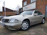 2003 MERCEDES-BENZ SL 3.2 SL320 2d 228 BHP £15000.00