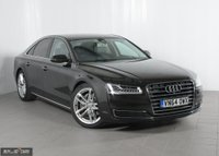 USED 2014 64 AUDI A8 3.0 TDI QUATTRO SPORT EXECUTIVE 4d 254 BHP Call us for Finance