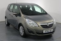 USED 2013 62 VAUXHALL MERIVA 1.7 EXCLUSIV CDTI 5d 128 BHP 2 OWNERS with 7 Stamp SERVICE HISTORY