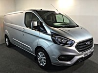 USED 2018 68 FORD TRANSIT CUSTOM 2.0 300 LIMITED P/V L2 H1 129 BHP LONG WHEEL BASE HIGH SPEC, LONG WHEEL BASE,