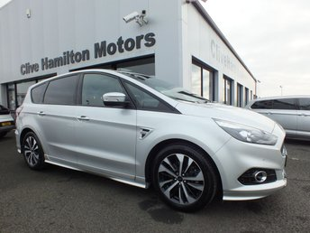 2019 FORD S-MAX 2.0 ST-LINE ECOBLUE 5d 188 BHP £24995.00