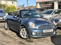 USED 2012 11 MINI CONVERTIBLE 1.6 COOPER D 2d 112 BHP