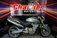 USED 2005 05 HONDA CB CB600 Hornet. Very rare and very low genuine 3500 miles. last owner since it was 6 months old