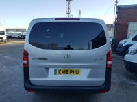 USED 2019 19 MERCEDES-BENZ VITO BLUETEC TOURER PRO EXTRA X-LWB AUTOMATIC 9G 2019/19 REG (((((( BIG STOCK OF MINIBUSES ALL MODELS )))))