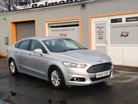"USED 2015 65 FORD MONDEO 2.0 TITANIUM ECONETIC TDCI 5d 148 BHP Bluetooth, Sat Nav Colour Touch Screen, SYNC, 16"" Alloys, 4 Service Stamps in the Service book"