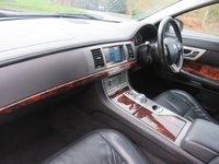 USED 2008 57 JAGUAR XF 2.7 LUXURY V6 4d 204 BHP