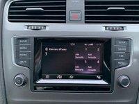 USED 2013 63 VOLKSWAGEN GOLF 1.6 TDI S (s/s) 5dr FSH/FlatBottom/ProNav/DABRadio