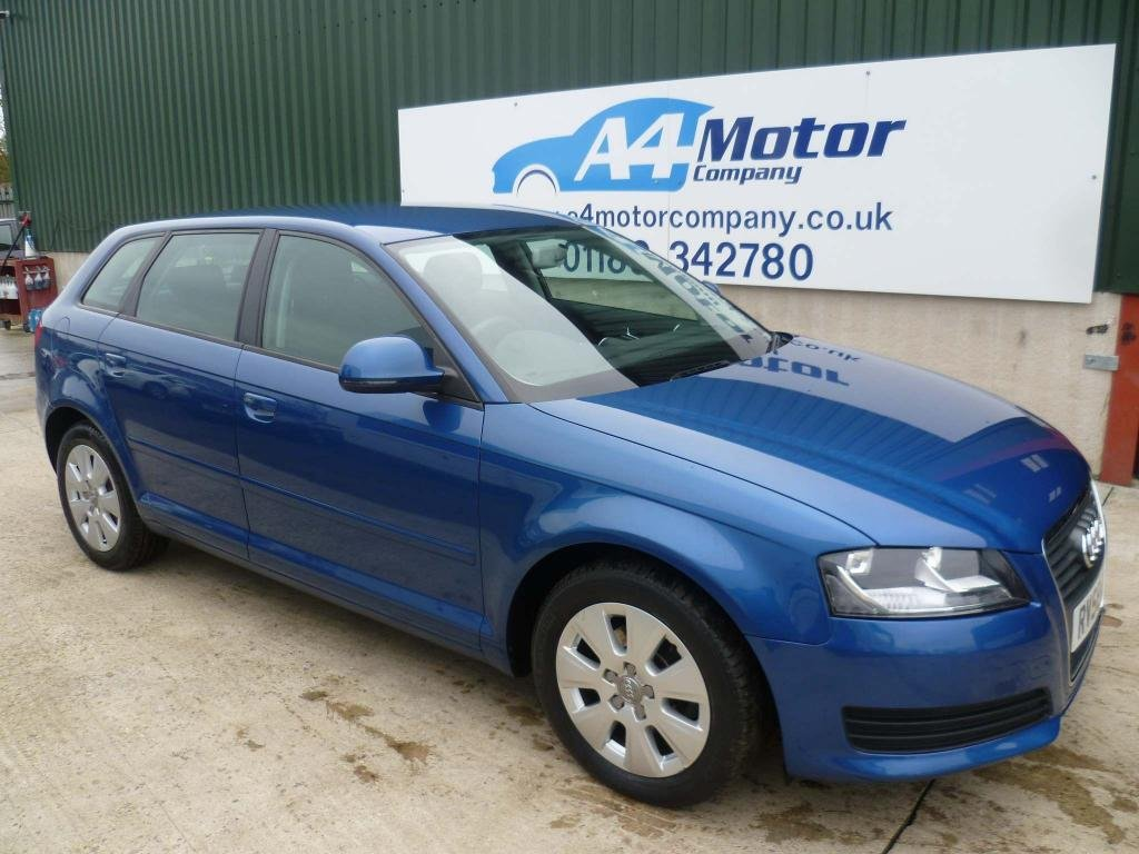 USED 2008 58 AUDI A3 1.6 Sportback 5dr 115 + REVIEWS YOU CAN TRUST!!
