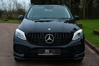 USED 2016 66 MERCEDES-BENZ GLE-CLASS 3.0 GLE350d V6 AMG Line G-Tronic 4MATIC (s/s) 5dr NAV+CAMERA+AA INSPECTED
