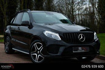 View our MERCEDES-BENZ GLE-CLASS