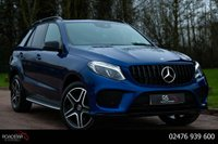 USED 2018 18 MERCEDES-BENZ GLE-CLASS 3.0 GLE350d V6 AMG Night Edition G-Tronic 4MATIC (s/s) 5dr NAV+CAMERA+NIGHT PACK