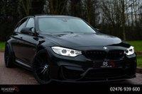 2015 BMW M3 3.0 BiTurbo DCT (s/s) 4dr £30990.00