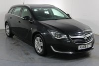 USED 2015 65 VAUXHALL INSIGNIA 1.6 DESIGN CDTI ECOFLEX ESTATE S/S 5d 134 BHP Company and ONE OWNER with 4 Stamp SERVICE HISTORY