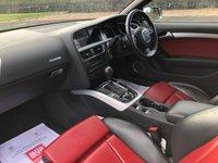 USED 2010 10 AUDI A5 3.0 S5 TFSI QUATTRO 2d 329 BHP