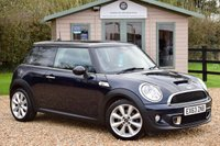 2013 MINI HATCH COOPER 1.6 COOPER S 3d 184 BHP
