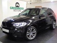 USED 2014 63 BMW X5 3.0 30d M Sport Auto xDrive (s/s) 5dr
