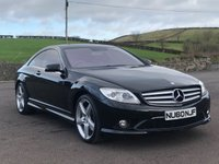 2010 MERCEDES-BENZ CL 5.5 CL500 2d 387 BHP £11995.00