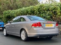 USED 2006 56 VOLVO C70 2.4 D5 SE Geartronic 2dr HPI CLEAR/ PRISTINE THROUGHOUT